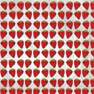 草莓 红心 底纹图片