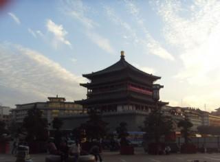 西安 鐘樓圖片