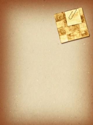 懷舊紙 牛皮紙 曲別針圖片