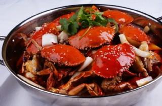 招牌菜迷蹤蟹圖片